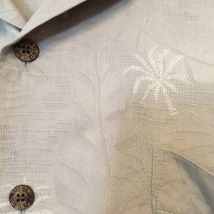 LUAU Men's Silk Button Down 2 XT